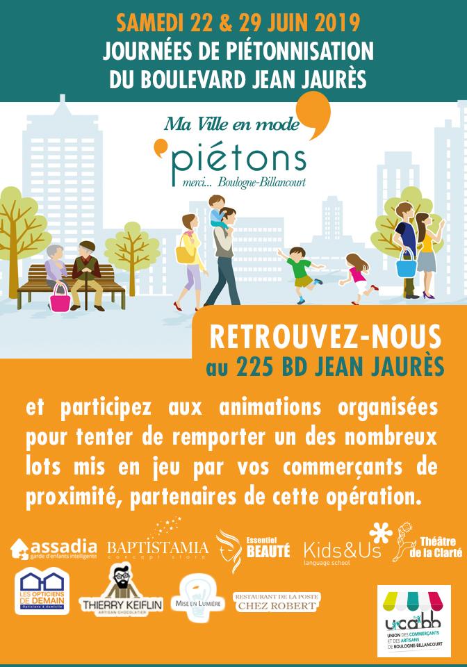Union Des Commercants Et Artisants De Boulogne Billancourt